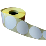 Этикетка Vellum 10мм х 10мм (круг) : Gera-Trade