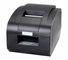 Принтер чеков ХР-Т58NC LAN : Gera-Trade